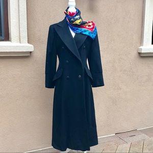 Stunning Anne Klein 100% Lambswool Coat